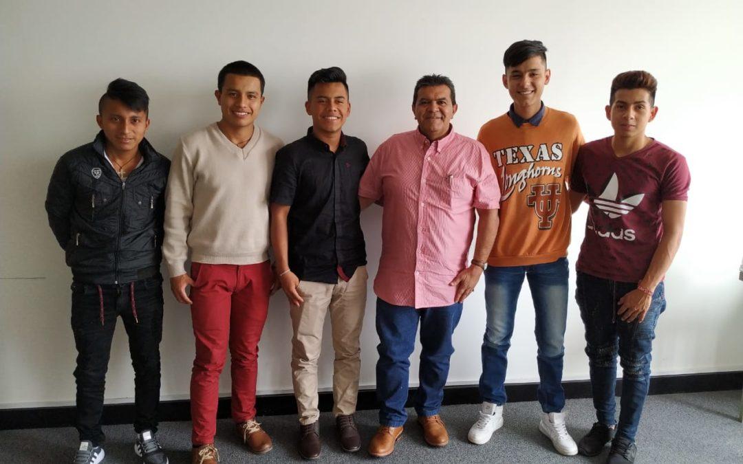 Encuentro de Formación- Mariología – Etapa de Acogida 2019