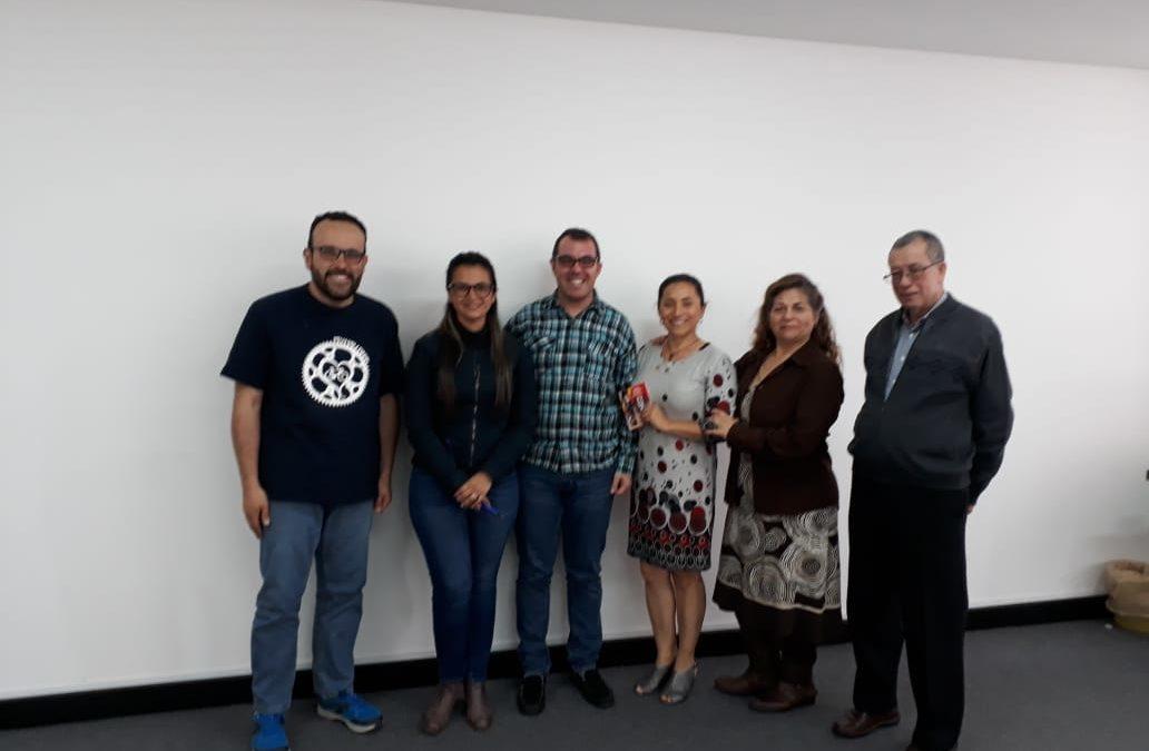 ENCUENTRO DE OBRAS DE EVANGELIZACIÓN