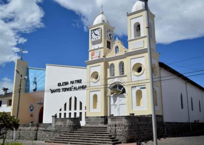 Parroquia Santo Tomas de Aquino de Alangasí