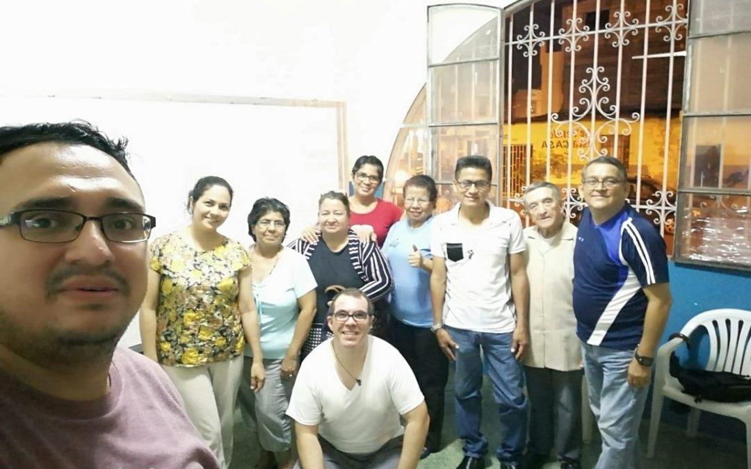 Encuentro Equipo Provincial de Animación Biblica – Ecuador  (EPAB)