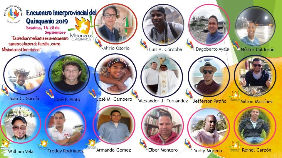 ENCUENTRO INTERPROVINCIAL DEL QUINQUENIO 2019