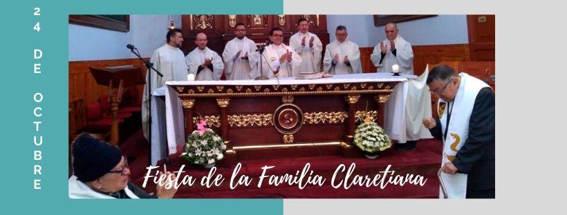 FIESTA FAMILIA CLARETIANA