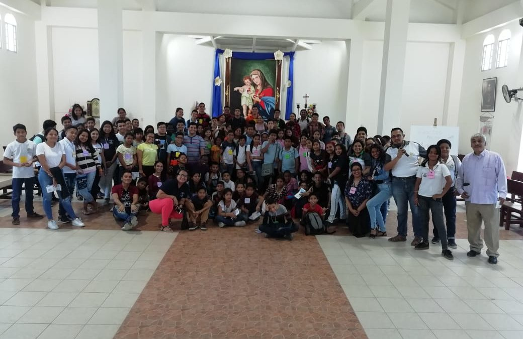 ENCUENTRO DE NUEVAS GENERACIONES – Ecuador