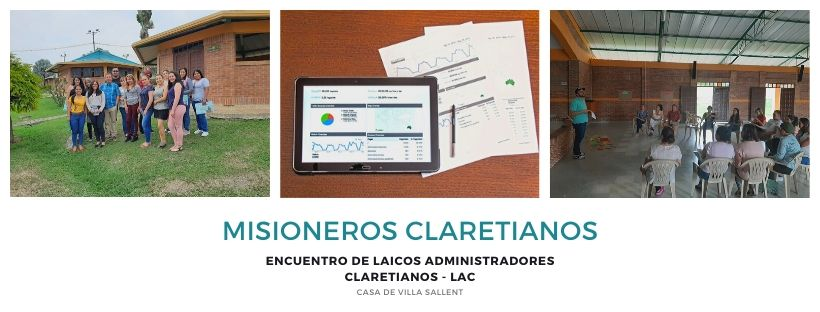 ENCUENTRO DE LAICOS ADMINISTRADORES CLARETIANOS – LAC