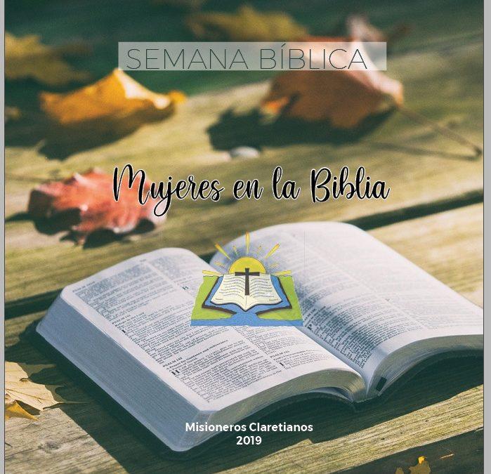 SEMANA BÍBLICA