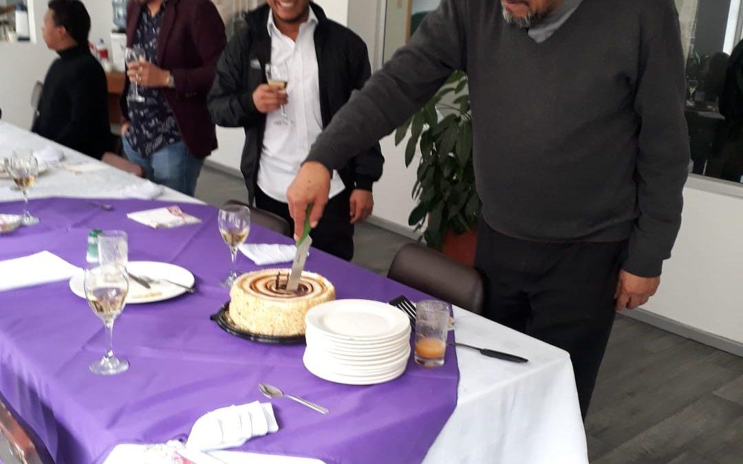 Fiesta de Aniversario de la Fundación de la Congregación