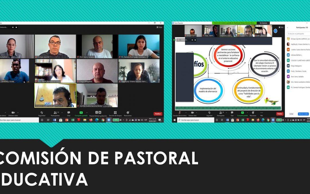 COMISIÓN DE PASTORAL EDUCATIVA